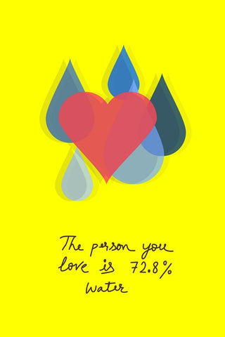 Wall Art, Person You Love Minimal Art, - PosterGully