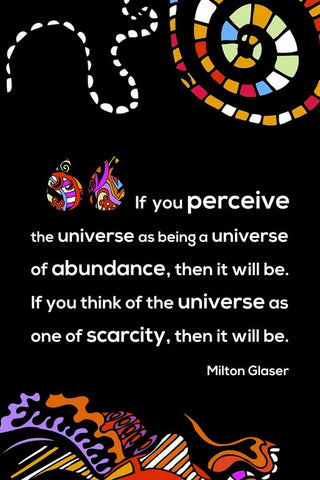 PosterGully Specials, Milton Glaser Quote, - PosterGully
