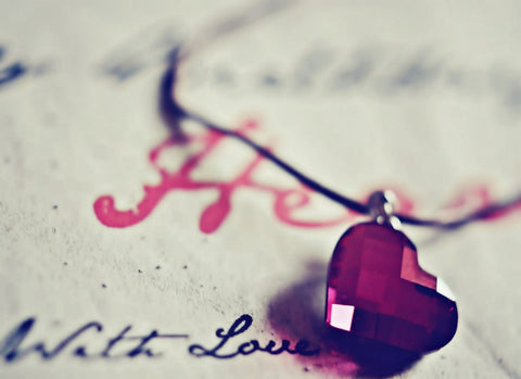 PosterGully Specials, Love Pendant, - PosterGully