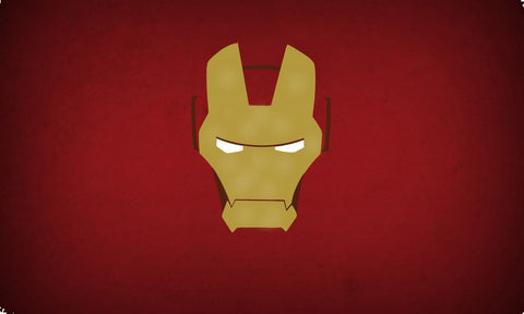 PosterGully Specials, Ironman Mask, - PosterGully