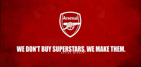 PosterGully Specials, Arsenal | We Make Superstars, - PosterGully
