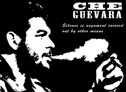 Wall Art, Che Guevara | Quote, - PosterGully