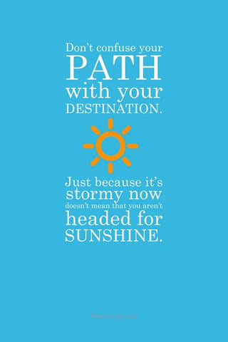 Wall Art, Path & Destination, - PosterGully