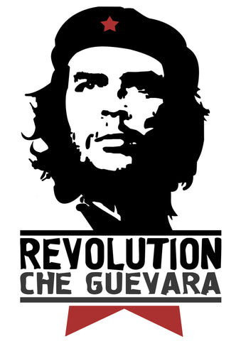PosterGully Specials, Che Guevara | The Revolutionary Rebel, - PosterGully