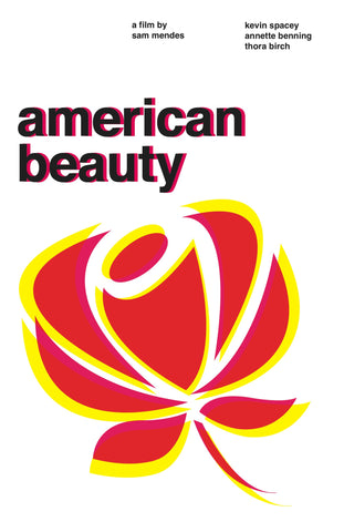 PosterGully Specials, American Beauty, - PosterGully
