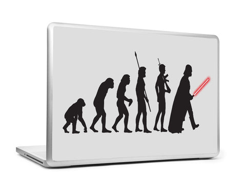 Laptop Skins, Star Wars Evolution Laptop Skin, - PosterGully