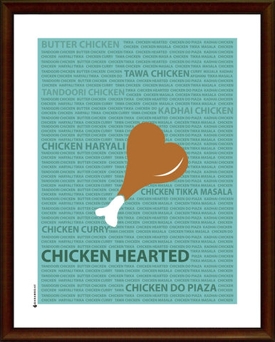 Yash Raj, Chicken Hearted, - PosterGully