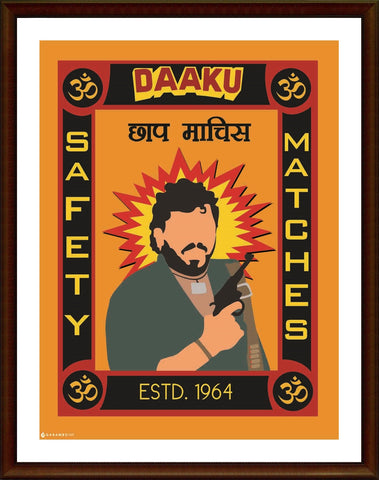 Yash Raj, Bollywood Villain Maachis, - PosterGully