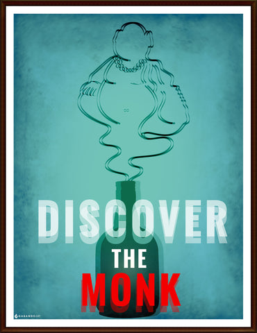 Yash Raj, Discover the Monk, - PosterGully