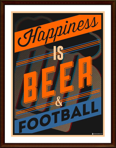 Yash Raj, Happiness - Beer, - PosterGully