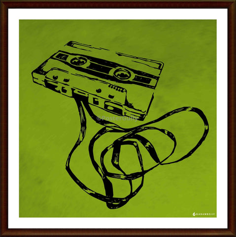 Yash Raj, Cassette - Pop Art, - PosterGully