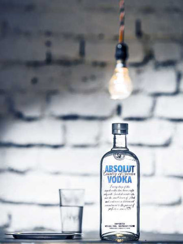 Brand New Designs, Absolut Vodka  | Artist: Sam RP, - PosterGully