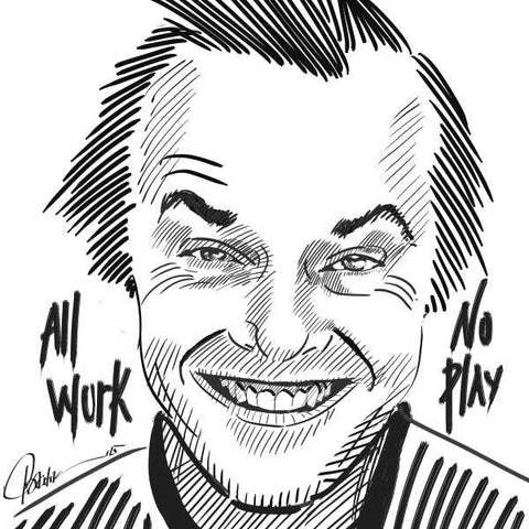 Brand New Designs, Jack Nicholson Artwork | Artist: Pratik Kamat, - PosterGully