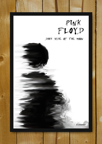 Glass Framed Posters, Pink Floyd Ver. 1.1 Glass Framed Poster, - PosterGully - 1