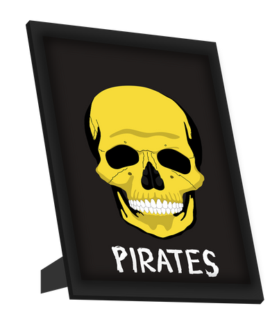 Framed Art, Pirates Framed Art, - PosterGully