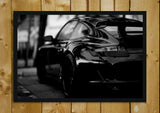 Glass Framed Posters, Power of attraction. Porsche Glass Framed Poster, - PosterGully - 1