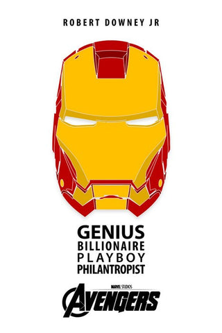 PosterGully Specials, Iron Man | Avengers, - PosterGully