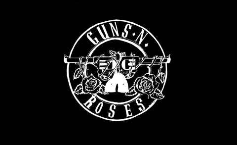 PosterGully Specials, Guns N Roses | B & W Artwork, - PosterGully