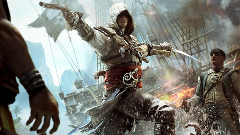 PosterGully Specials, Assassins Creed IV, - PosterGully