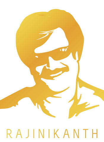 PosterGully Specials, Rajnikanth, - PosterGully