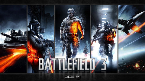 PosterGully Specials, Battlefield 3 PG Special, - PosterGully