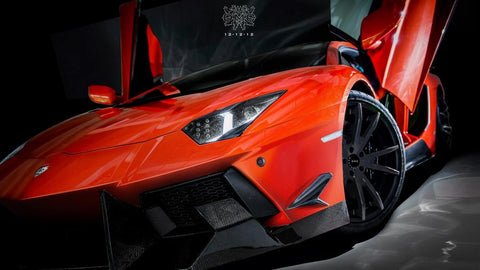 PosterGully Specials, Lamborghini Aventador LP 700–4, - PosterGully