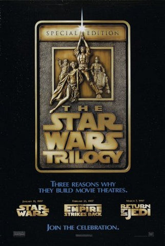 PosterGully Specials, The Star Wars Trilogy, - PosterGully