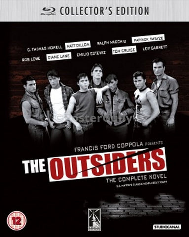 PosterGully Specials, The Outsiders, - PosterGully