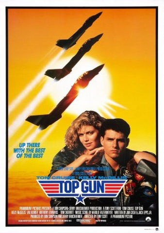 PosterGully Specials, Top Gun | Up There, - PosterGully