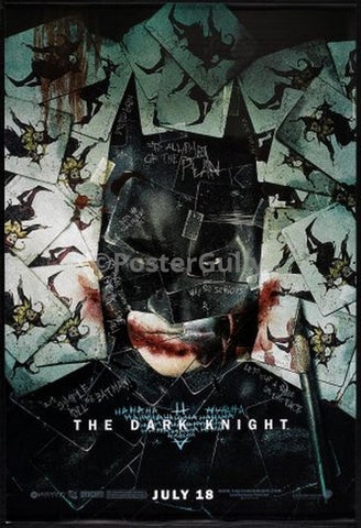 PosterGully Specials, The Dark Knight | Joker Cards, - PosterGully