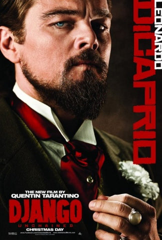 PosterGully Specials, Django Unchained | Leonardo Di Caprio, - PosterGully
