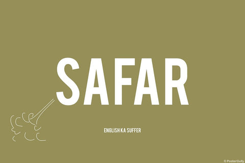 Wall Art, Safar | 3 Idiots, - PosterGully