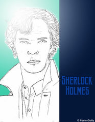 Home Decor line at low Prices Sherlock Holmes