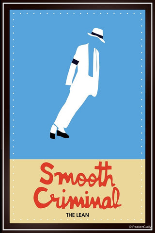 Wall Art, Smooth Criminal | Michael Jackson, - PosterGully