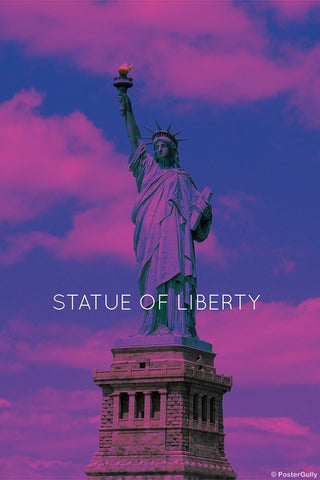 Wall Art, Statue Of Liberty | New York, - PosterGully