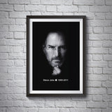 Set of 2 Steve Jobs Frames