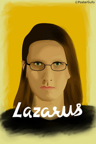 Wall Art, Steven Wilson Lazarus Porcupine Tree, - PosterGully