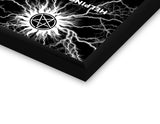 Glass Framed Posters, Supernatural Lightning Effects Glass Framed Poster, - PosterGully - 2
