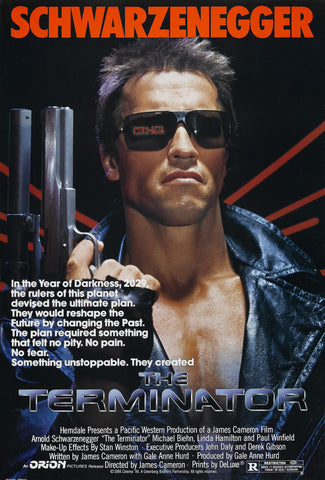PosterGully Specials, The Terminator, - PosterGully