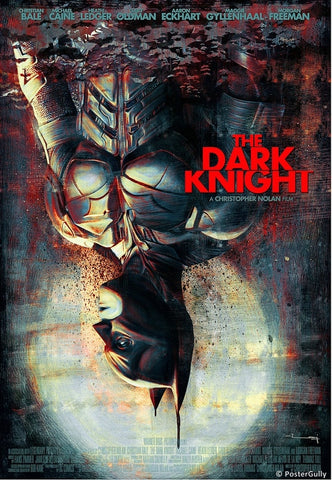 Wall Art, The Dark Knight | Raj Khatri, - PosterGully