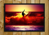 Glass Framed Posters, The Young Surfers Club Glass Framed Poster, - PosterGully - 1