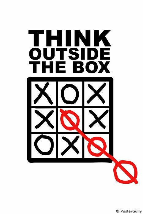 Think Outside The Box – PosterGully