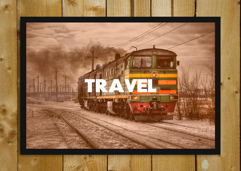Glass Framed Posters, Travel Photography Glass Framed Poster, - PosterGully - 1
