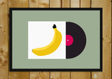 Glass Framed Posters, Velvet Underground & Nico Album Cover Glass Framed Poster, - PosterGully - 1