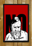 Glass Framed Posters, WWE Daniel Bryan Artwork | Glass Framed Poster, - PosterGully - 1