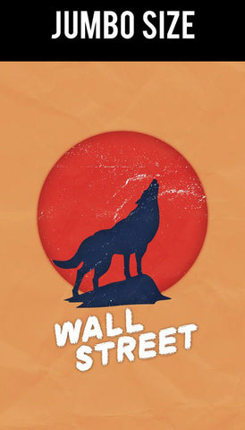 Jumbo Poster, Wolf Of The Wall Street | Grunge | Jumbo Poster, - PosterGully
