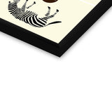 Glass Framed Posters, Zebra Fashion Glass Framed Poster, - PosterGully - 2