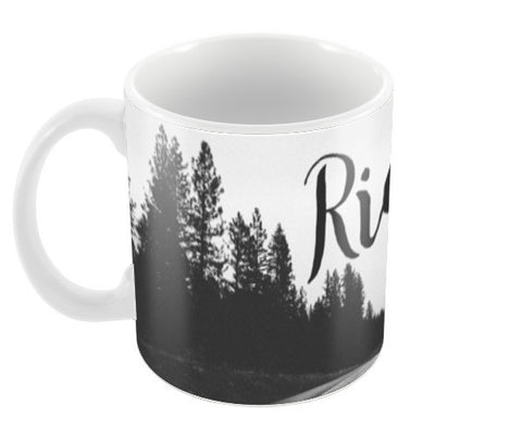 Ride Coffee Mugs | Artist : Vaishak Seraphim