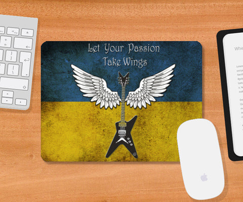 Mousepad, Passion Mousepad | Artist : Astha Mathur, - PosterGully