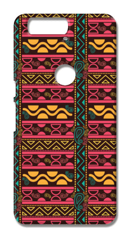 Abstract geometric pattern african style Huawei Nexus 6P Cases | Artist : Designerchennai